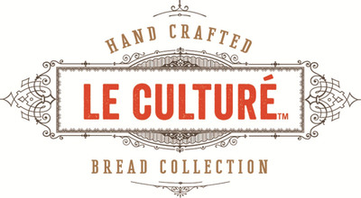 Introducing Le Culture(TM) Organic Handcrafted Bread Collection made with the best ingredients on the planet. (PRNewsFoto/Pastry Smart LLC) (PRNewsFoto/PASTRY SMART LLC)