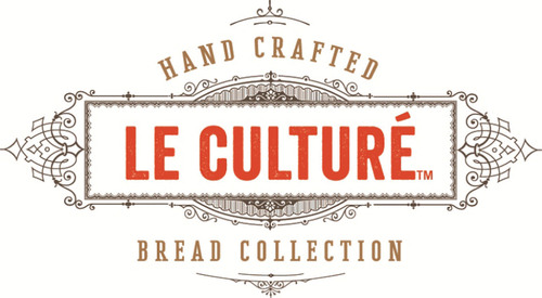 Introducing Le Culture(TM) Organic Handcrafted Bread Collection made with the best ingredients on the planet. ...