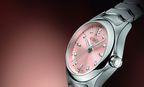 EBEL Wave Lady Pink Dial