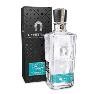 Tequila Herradura, crafted by the last true tequila-producing hacienda on the planet, presents new limited-edition COLECCION DE LA CASA RESERVA 2015 - DIRECTO DE ALAMBIQUE. A high proof tequila, straight from the still, small-batch, with the true essence of blue agave.