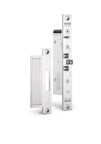 GEZE FTV320 Emergency Door System (PRNewsFoto/GEZE) (PRNewsFoto/GEZE)