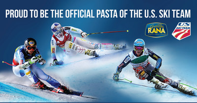 Giovanni Rana Announces Official Sponsorship of the U.S. Ski Team