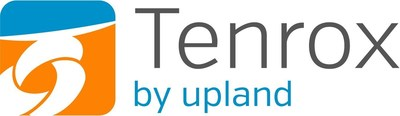 Tenrox by Upland logo (PRNewsFoto/Upland Software, Inc.)