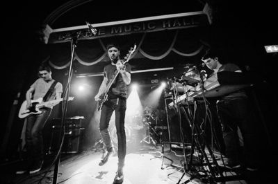 Bushmills Live™ Legacy Fund Recipient Selected by Third Bar's Gary Lightbody and Davy Matchett