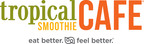 Tropical Smoothie Cafe logo.