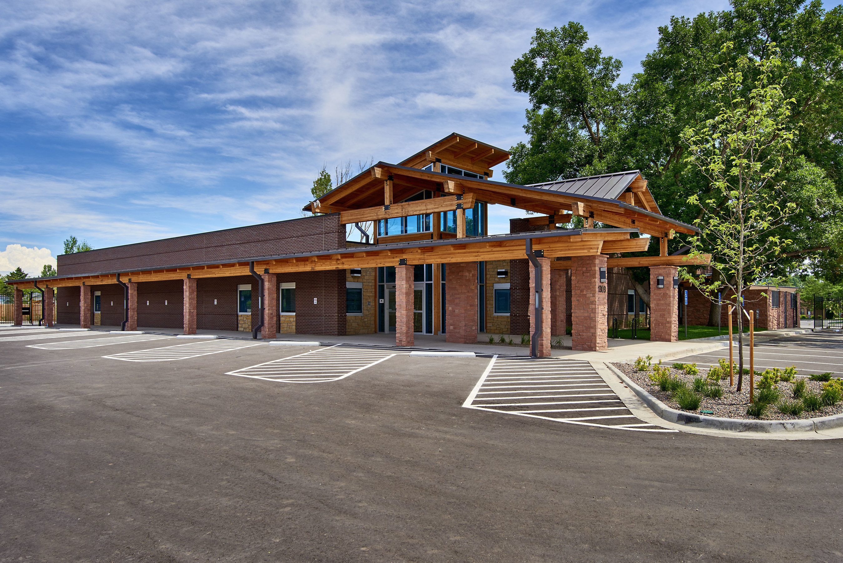 InnovAge Greater Colorado PACE-North represents the program's latest expansion as the sixth InnovAge PACE center to open in the state. The center will serve Northern Colorado's growing senior population in the areas of Loveland, Fort Collins, and Greeley.