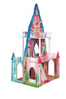 Princess and Ice Castle Dollhouse: A BJ's Exclusive, this imaginative dollhouse is built for hours of fun with three floors of double-sided play and stands almost 4' high. Ages 3 Years+