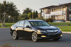 2017 Acura RLX Takes the Stage