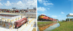 Volumes Up 26% in First Year of New Florida East Coast Railway Intermodal Facility at Port Everglades