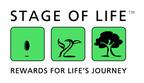 STAGEOFLIFE.COM LOGO Stage of Life logo. (PRNewsFoto/StageofLife.com) YORK, PA UNITED STATES