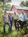 Left to right: Cast of ASK THIS OLD HOUSE, whose new season premieres October 1 on PBS (check local listings): from left to right-Kevin O'Connor, Tom Silva, Richard Trethewey and Roger Cook. PHOTO CREDIT: Carl Tremblay