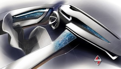 Borgward is strengthening its strategic network and forms a joint-venture together with French automotive supplier company Faurecia. Borgward Faurecia Auto Systems Co., Ltd. will develop and produce car seats and other interior components. (PRNewsFoto/BORGWARD Group AG)