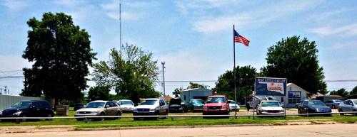 Locally Owned Best Little Car Lot in Oklahoma Inc. Partners with U Haul (PRNewsFoto/U-Haul)