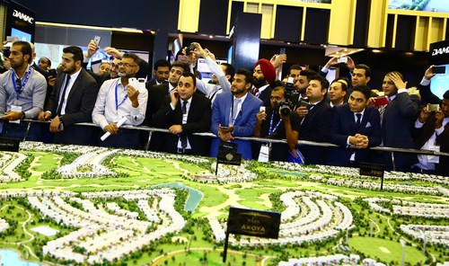 DAMAC Properties head on road show covering three continents (PRNewsFoto/DAMAC Properties) (PRNewsFoto/DAMAC Properties)