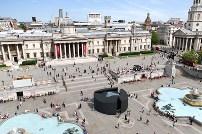 'Magic' Portal Lands in Trafalgar Square to Transport us to The Next Frontier of Sound