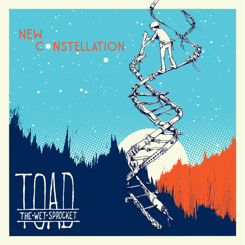 "Toad The Wet Sprocket ""New Constellation"" Released October 15, 2013. toadthewetsprocket.com.  (PRNewsFoto/Toad the Wet Sprocket)"