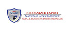 NASBP Recognized Expert logo.  (PRNewsFoto/National Association of Small Business Professionals)