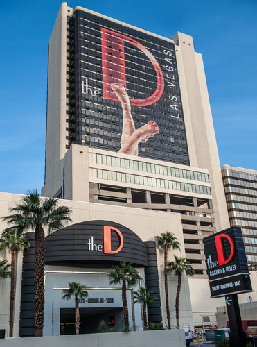 Lexington Hits the Jackpot with Addition of the D Las Vegas Casino Hotel