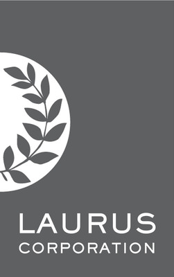 Laurus logo.  (PRNewsFoto/Laurus Corporation)
