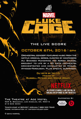 Marvel's Luke Cage: The Live Score Concert