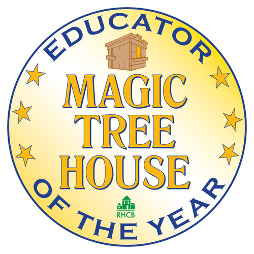 Random House Children's Books Seeks 2011 Magic Tree House Educator of the Year.  (PRNewsFoto/Random House Children's Books)