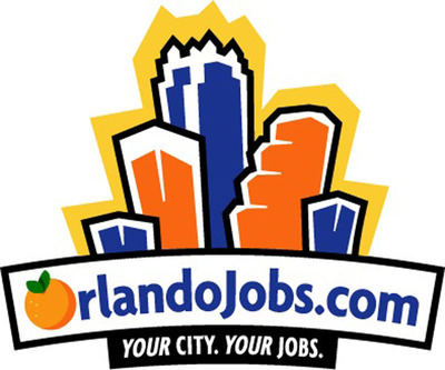 OrlandoJobs.com Orlando Jobs in Central florida job search website job board.  (PRNewsFoto/OrlandoJobs.com)