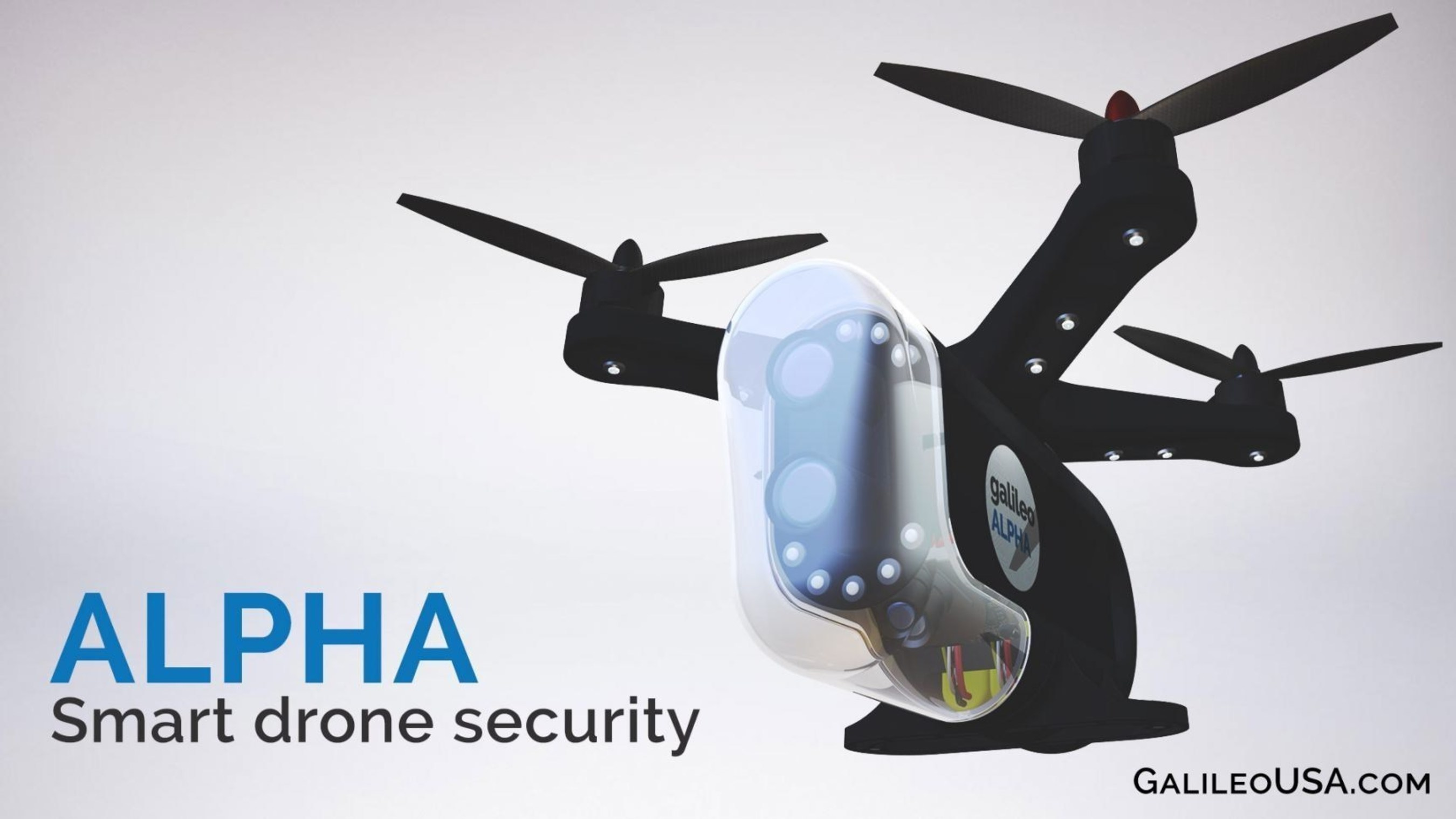 Galileo thinks their smart drone should protect your home and business. Is this the future of security?