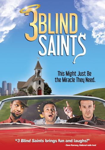 """3 Blind Saints"" movie to be released on Nov. 20, 2012.  (PRNewsFoto/Steve Gray)"