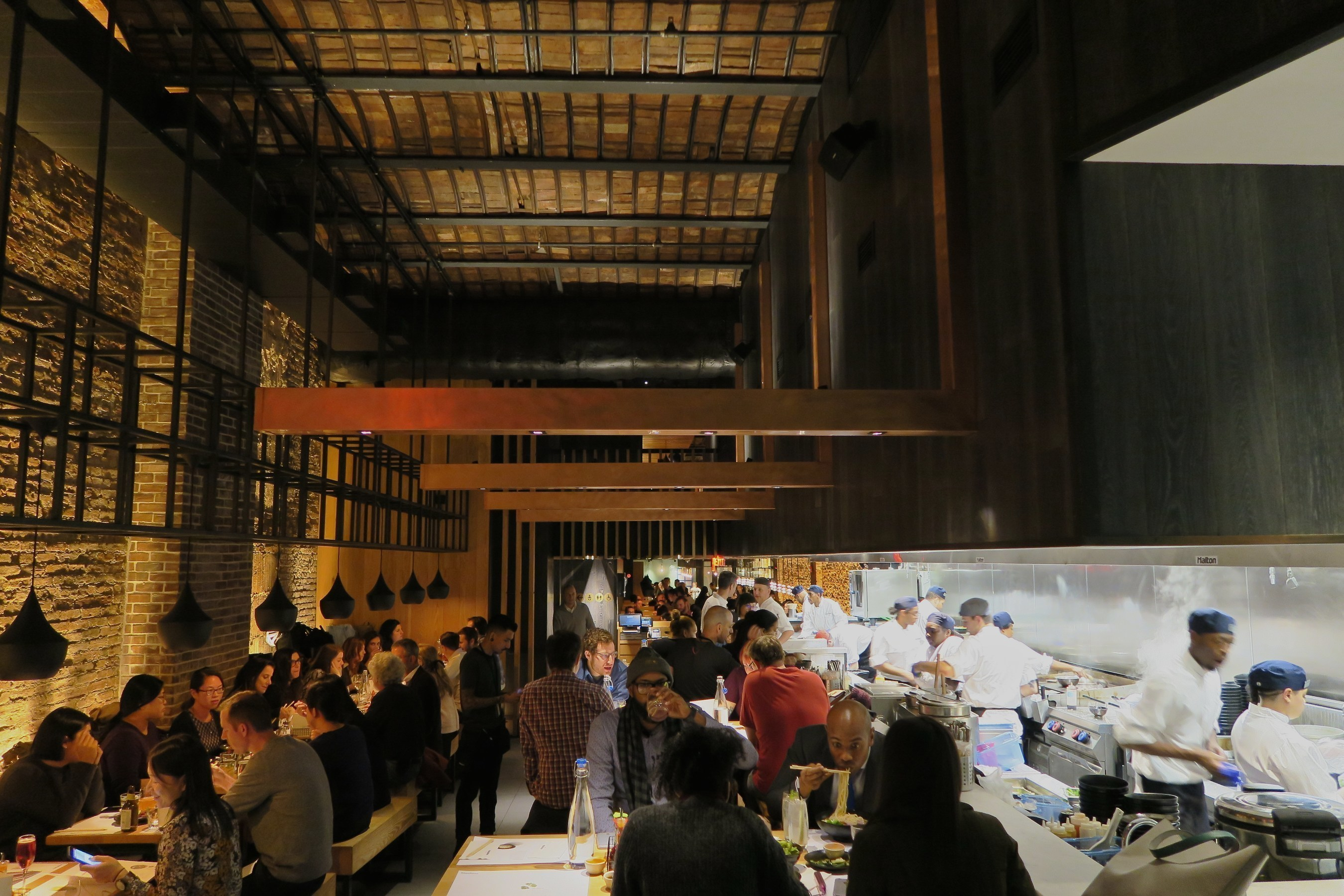 London favorite wagamama brings its curries, ramen and teppanyaki to NYC, opening November 16 at 210 Fifth Avenue, bordering the NoMad and Flatiron neighborhoods.