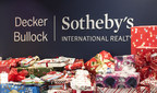 Gifts pile up for local Marin families at Decker Bullock Sotheby's International Realty office. Decker Bullock Sotheby's International Realty and Adopt A Family of Marin help make the holidays a little brighter for Marin families.