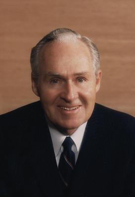 Robert W. Galvin.  (PRNewsFoto/Galvin Family)