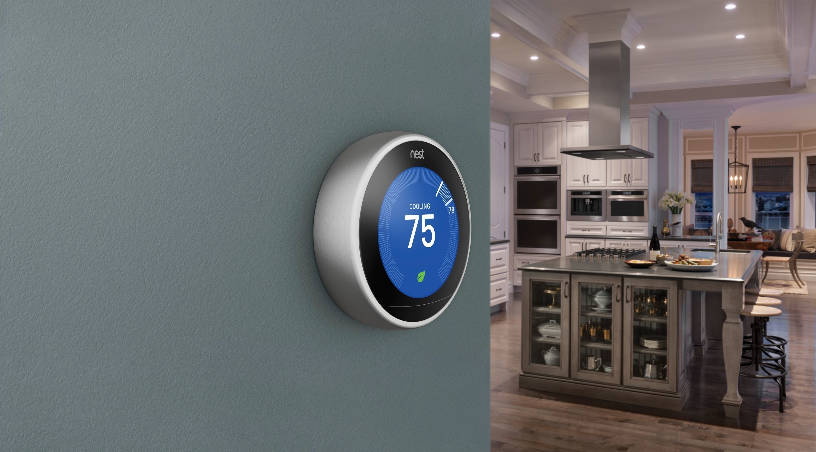 Jenn air connected wall ovens now works with nest for High end wall ovens
