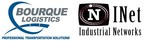 Bourque Logistics and Industrial Networks Logo