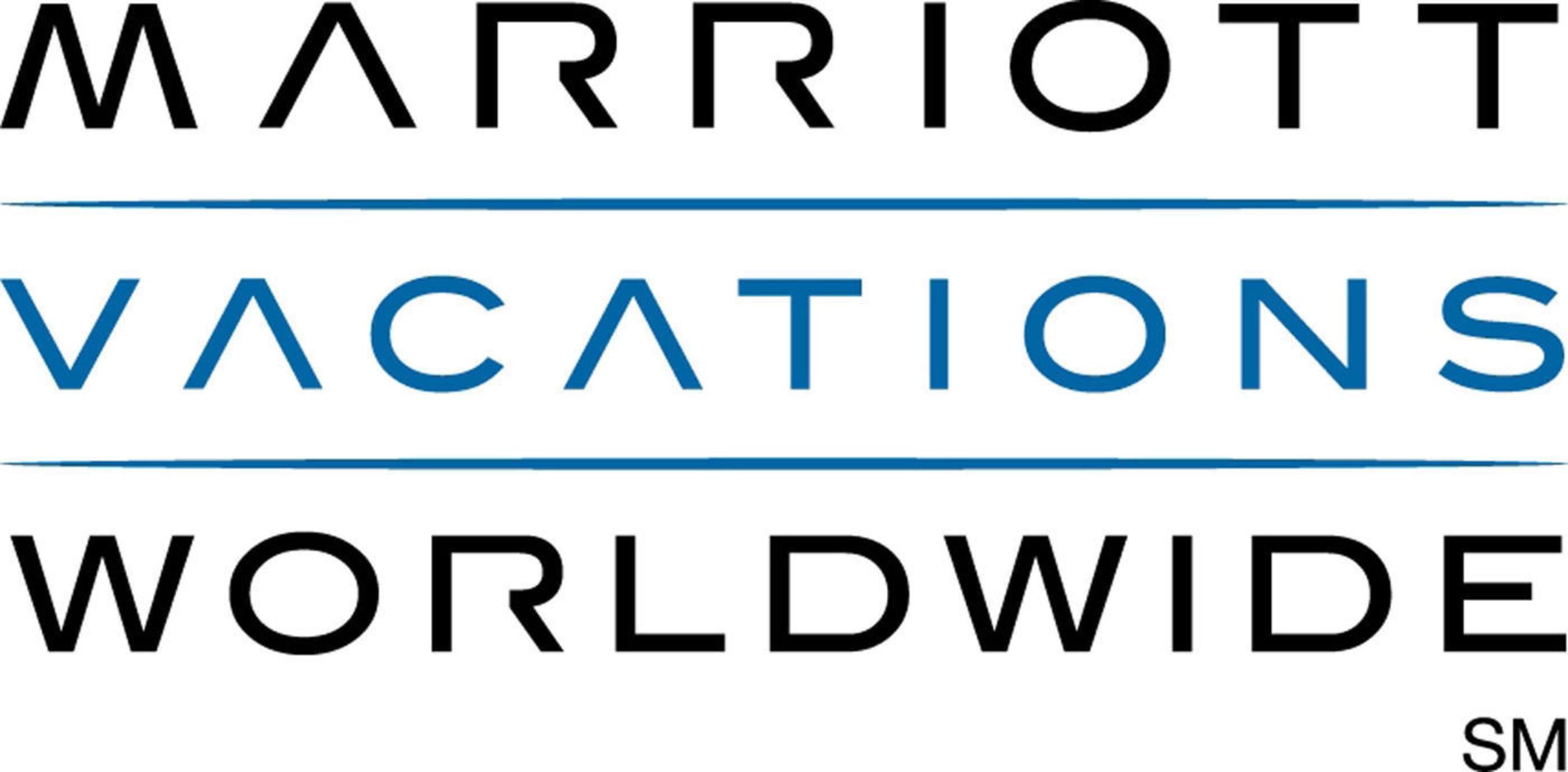 Marriott Vacations Worldwide Corporation.