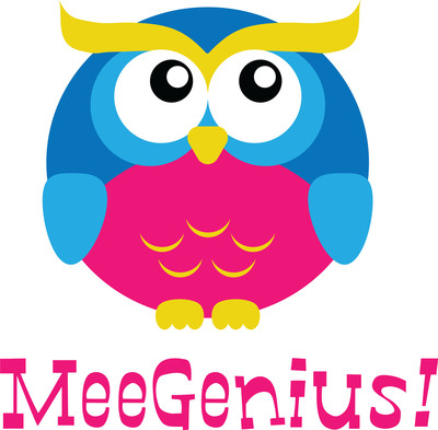 MeeGenius logo.  (PRNewsFoto/MeeGenius)