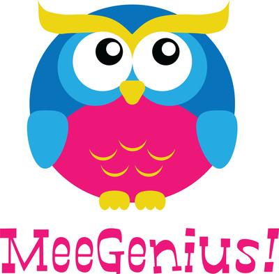 MeeGenius logo.  (PRNewsFoto/MeeGenius)