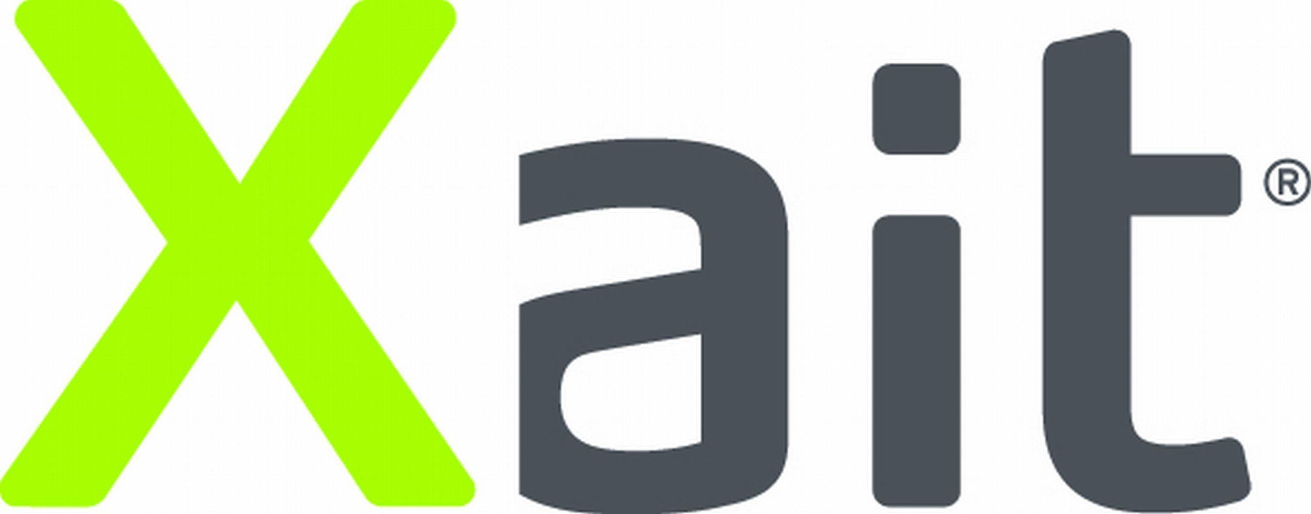 Xait Logo (PRNewsFoto/Xait)