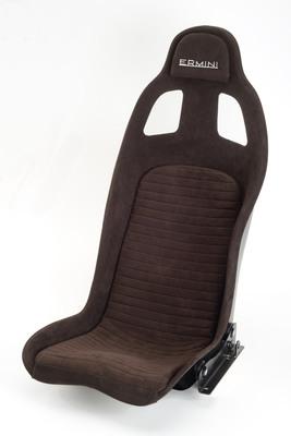 Ermini with Alcantara seating