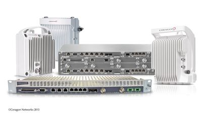 Ceragon's SDN-ready IP-20 platform – serving evolving mobile networks (PRNewsFoto/Ceragon Networks Ltd)