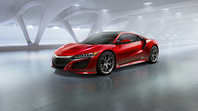 Acura NSX Supercar to be built in Marysville, Ohio