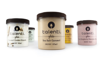 Talenti's Bryant Park Pop-Up Has Exclusive Flavor + FREE gelato, Tuesdays 3-4pm! (PRNewsFoto/Talenti Gelato & Sorbetto)