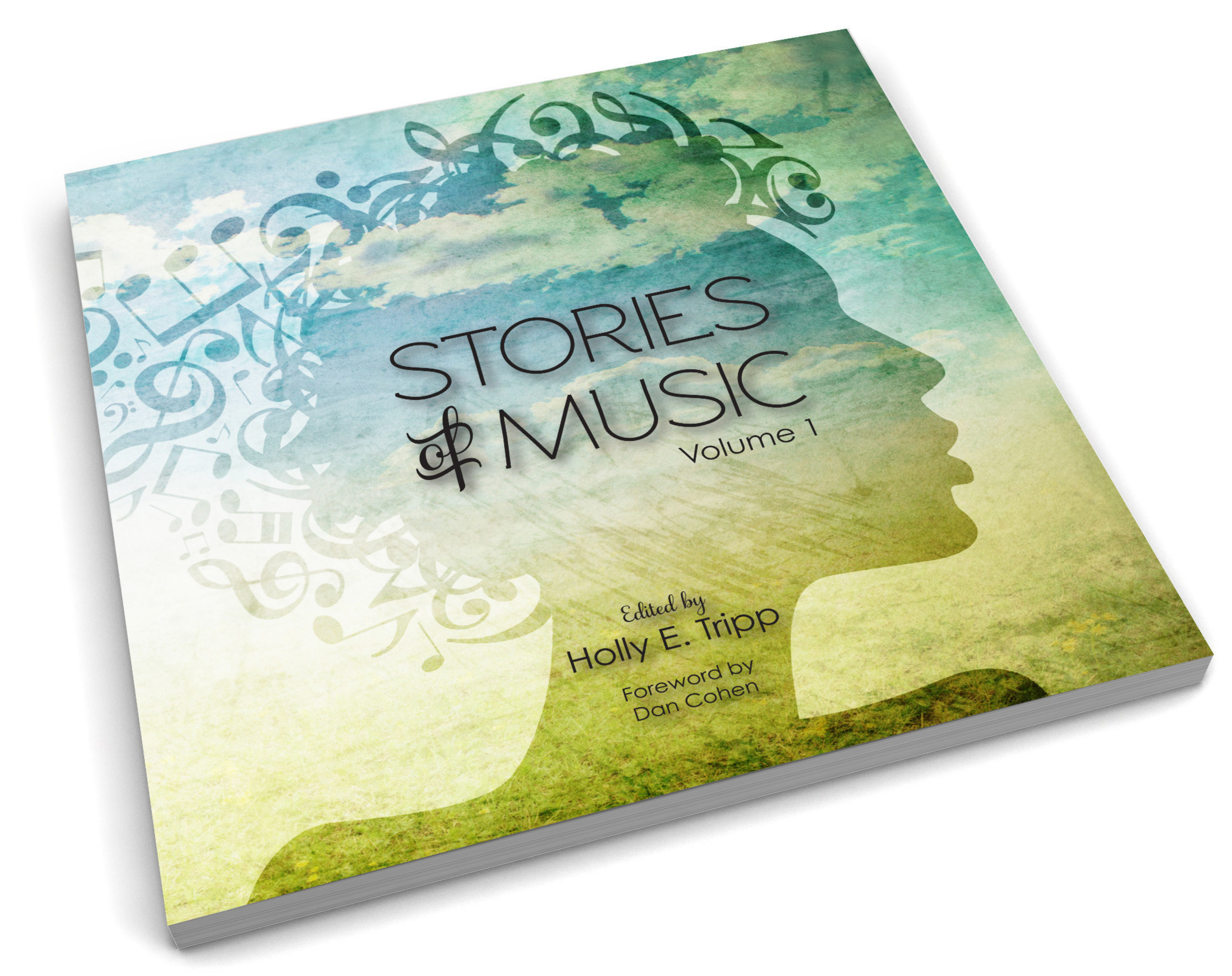 Stories of Music book