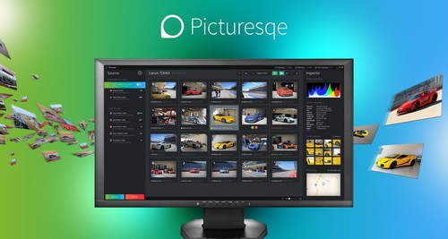Picturesqe helps you find your best shots, but lets you make the final decision (PRNewsFoto/Picturesqe)