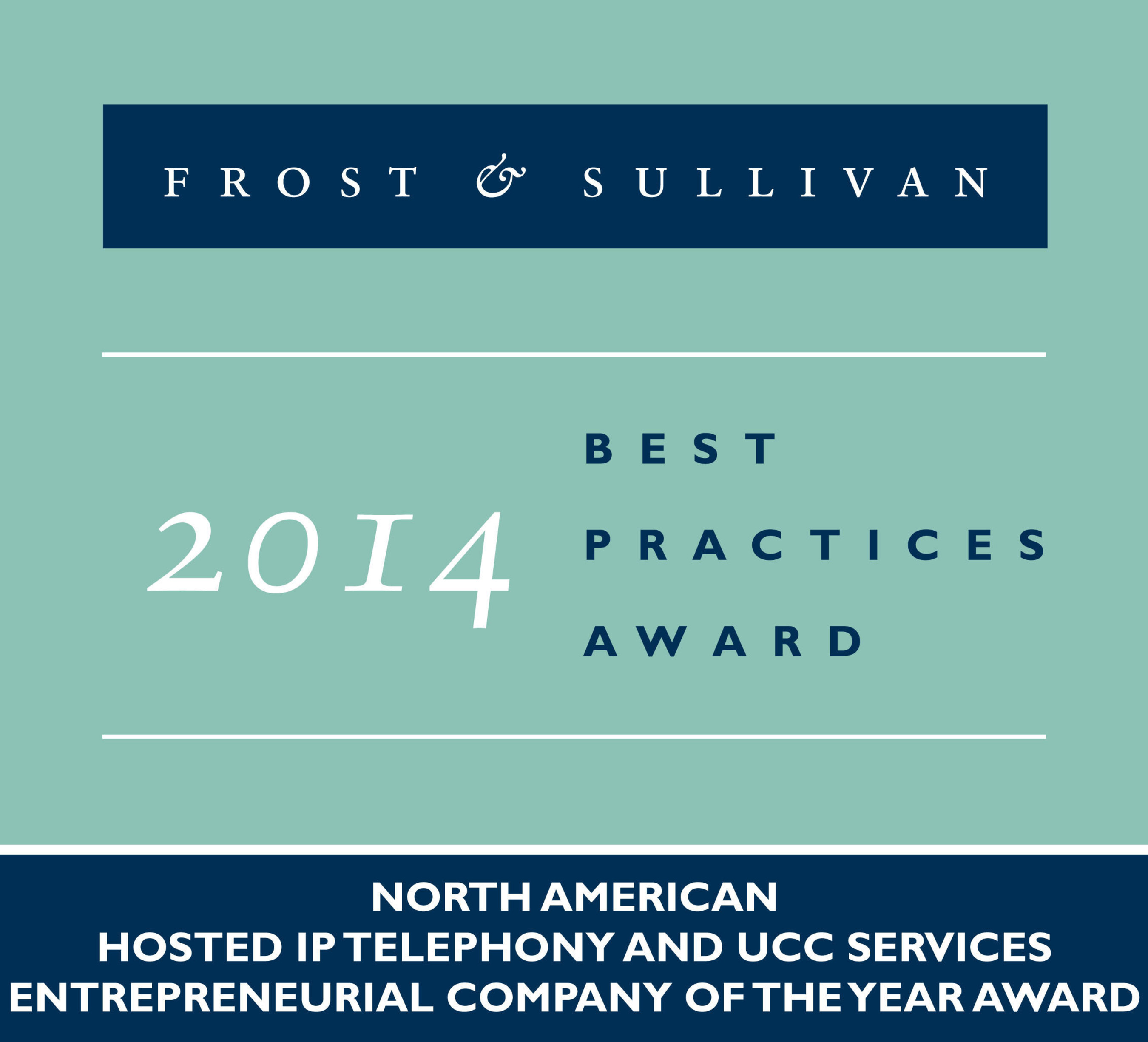 Frost & Sullivan Lauds Jive Communications' Triple-Digit Growth Rates Resulting from Growth
