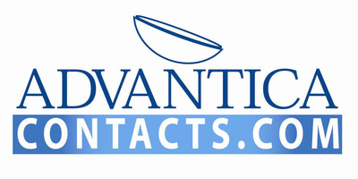 AdvanticaContacts.com offers competitive pricing, an extensive selection of contact lenses including all major brands, easy customer navigation and convenient online order processing. The program is available to members covered by vision plans administered by Advantica for employer groups and health plans, as well as the general public. The general public receives discounts on mail order contact lenses. Members have the added value of reimbursement on qualified purchases based on their plan coverage allowances.  (PRNewsFoto/Advantica)