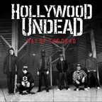 "Hollywood Undead's ""Day of the Dead"" Available For Pre-Order Today"
