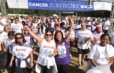 More than 4,000 people are expected to participate in the Robert H. Lurie Comprehensive Cancer Center of Northwestern University's 23rd Annual Cancer Survivors' Celebration Walk & 5K Run in Chicago's Grant Park on Sunday, June 5 - National Cancer Survivors Day. One of the nation's largest cancer survivorship events, the celebration brings cancer survivors, families and friends together with the physicians, scientists and health professionals who support them in a tribute to cancer survivors and the breakthroughs being made in cancer treatment and research.