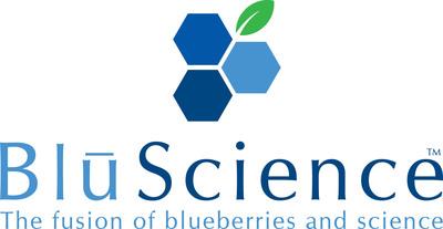 ChromaDex BluScience Logo.  (PRNewsFoto/ChromaDex Corporation)