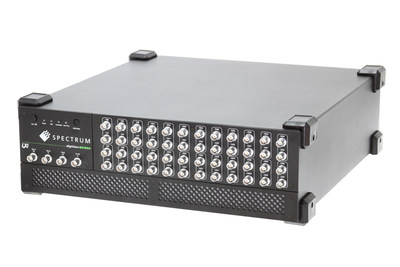 LXI Digitizers Deliver Fully Synchronous Multi-channel Acquisition