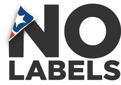 No Labels Logo.  (PRNewsFoto/No Labels)